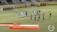 Bragantino empata com o XV de Piracicaba pela A2