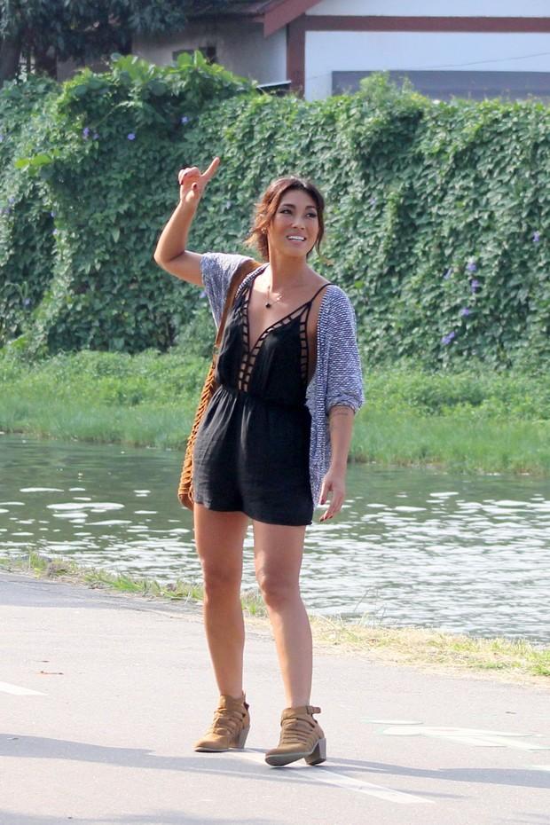 Daniela SuZuki  (Foto: JC Pereira/AgNews)
