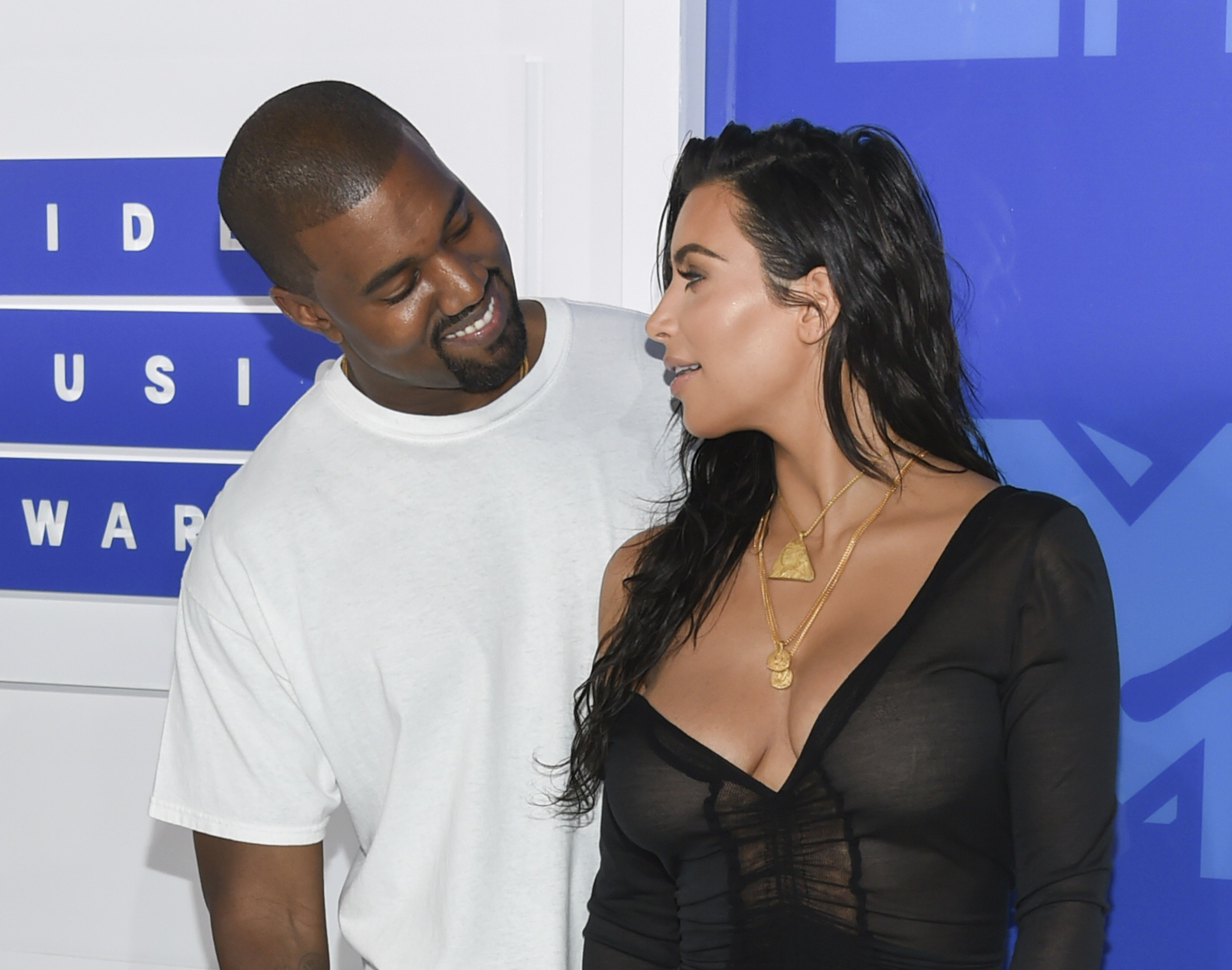 Casamento de Kanye West e Kim Kardashian estaria chegando ao fim, segundo revistas americanas (Foto: Associated Press)
