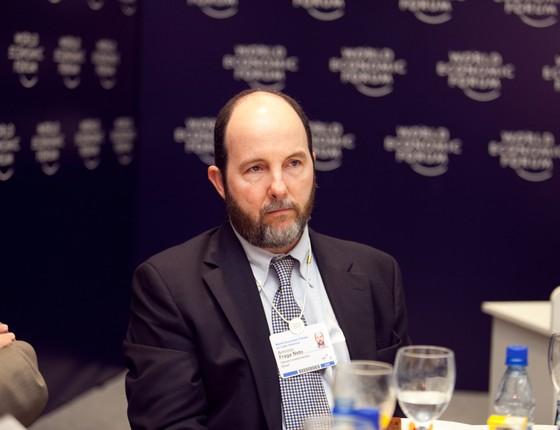 O ex-presidente do Banco Central Armínio Fraga (Foto: World Economic Forum/Flickr)