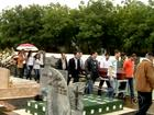 Corpo de estudante que morreu em acidente em Paraty é enterrado