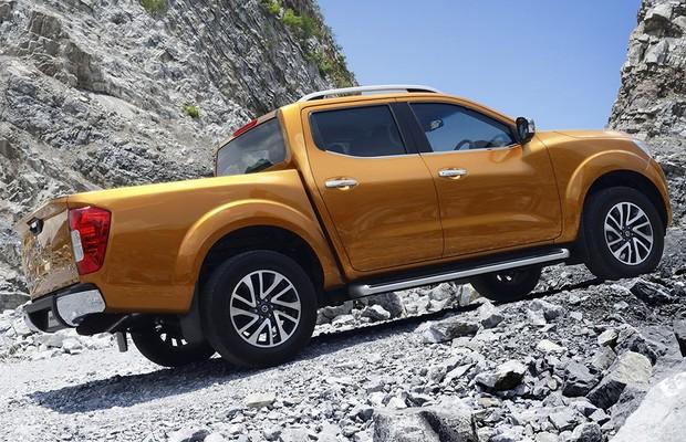 Nissan Frontier (Foto: Divulgação)