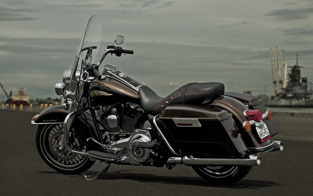 Harley-Davidson Road King Anniversary Edition (Foto: Divulgação)