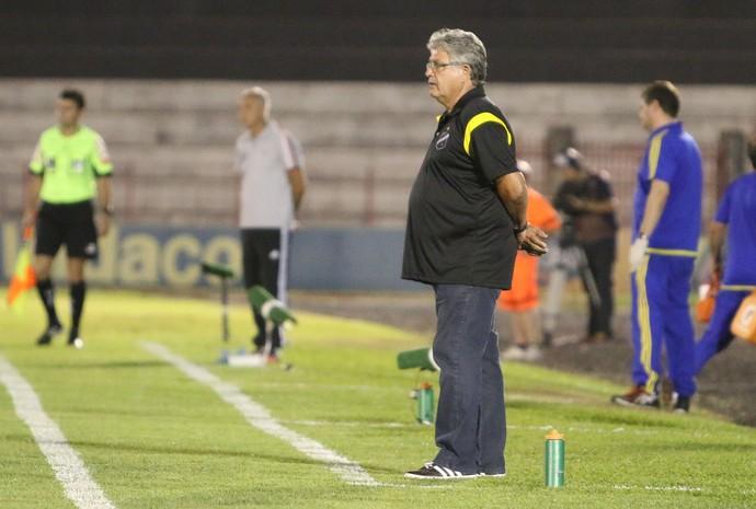 Botafogo-SP x ABC - Série C - Geninho (Foto: Rogério Moroti/Agência Botafogo)