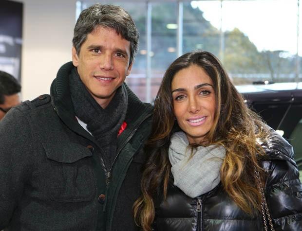 M rcio garcia ser pai pela quarta vez quem quem news for Renato portaluppi e casado