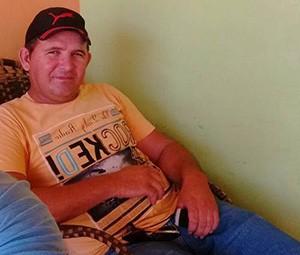 Antônio Carlos Lacerda, de 33 anos, morreu no local (Foto: Arquivo pessoal)