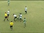 Atacante parte para cima de árbitro após ser expulso no TO; veja o vídeo