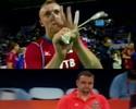 Gesto obsceno de 'Tintim' russo seria 'repeteco' das Olimpíadas de Londres