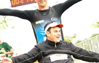 Rodrigo encontra forças na corrida após oito anos em cadeira de rodas