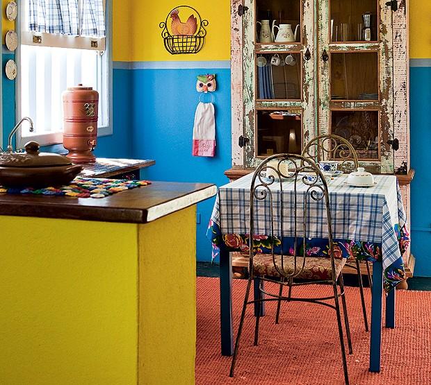 decoracao alternativa de casas : decoracao alternativa de casas:Alternativas à sala de jantar – Casa e Jardim