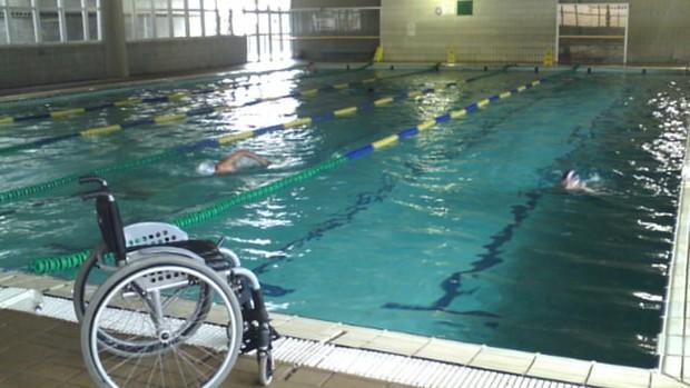Hidroterapia eu atleta (Foto: Divulgação)