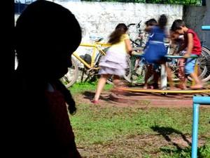 Somente um em cada dez casos de violência contra criança chegam ao poder judiciário. (Foto: Divulgação/TJEPA)