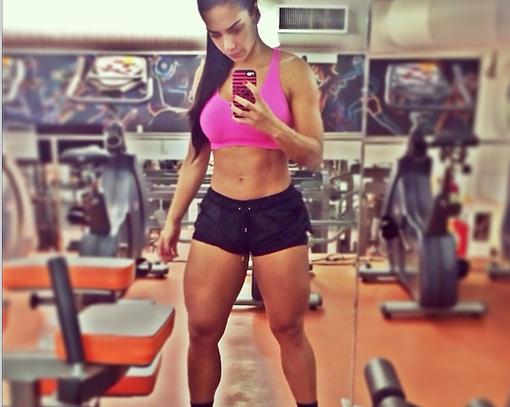 Graciella Carvalho (Foto: Instagram / Reprodução)