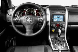 Interior do Suzuki Grand Vitara 2015 (Foto: Pablo Vaz / Divulgação)