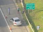 Motorista é morto em tentativa de assalto na Baixada Fluminense