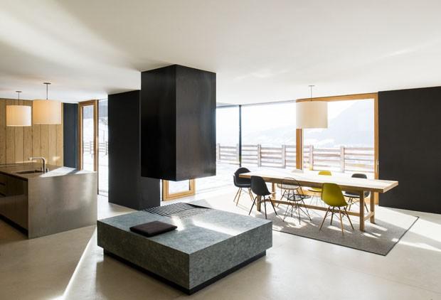 Casa minimalista por fora e por dentro casa vogue casas - Casas minimalistas por dentro ...