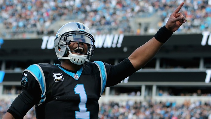 Cam Newton quarterback carolina panthers nfl (Foto: Getty Images)