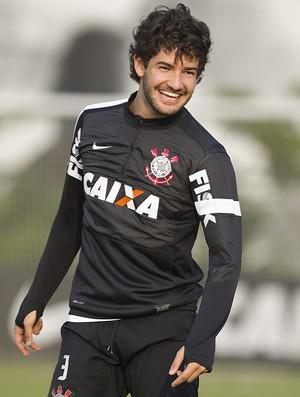 Alexandre Pato, atacante do Corinthians (Foto: Agência Corinthians)