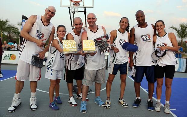 Trofeus NBA 3x Basquete de rua (Foto: Gaspar Nóbrega)