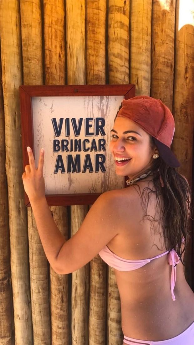 Vivian Amorim (Foto: Instagram / Reprodução)