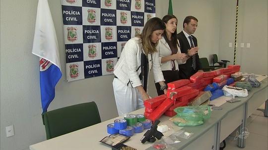 Polícia apreende 600 comprimidos de ecstasy e prende 4 pessoas no Ceará