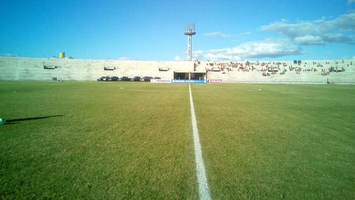 Estádio Amigão, Série D (Foto: Iago Bruno / GloboEsporte.com/pb)