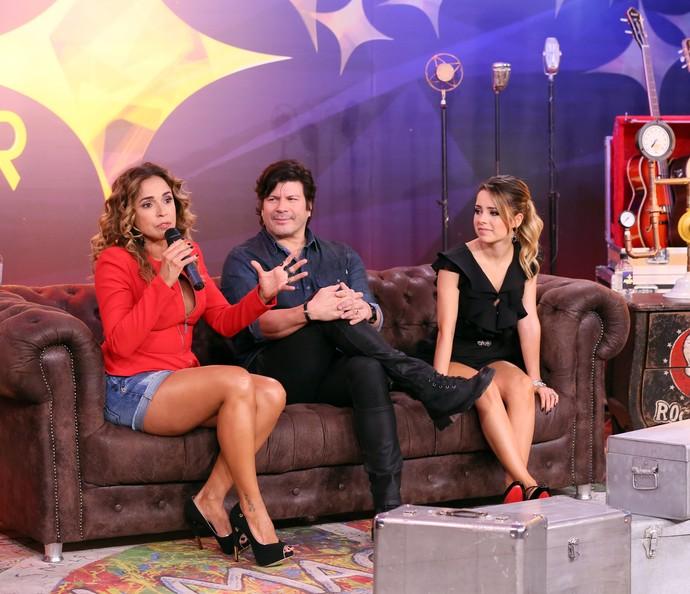 Daniela Mercury será jurada do SuperStar ao lado de Paulo Ricardo e Sandy (Foto: Ellen Soares/Gshow)