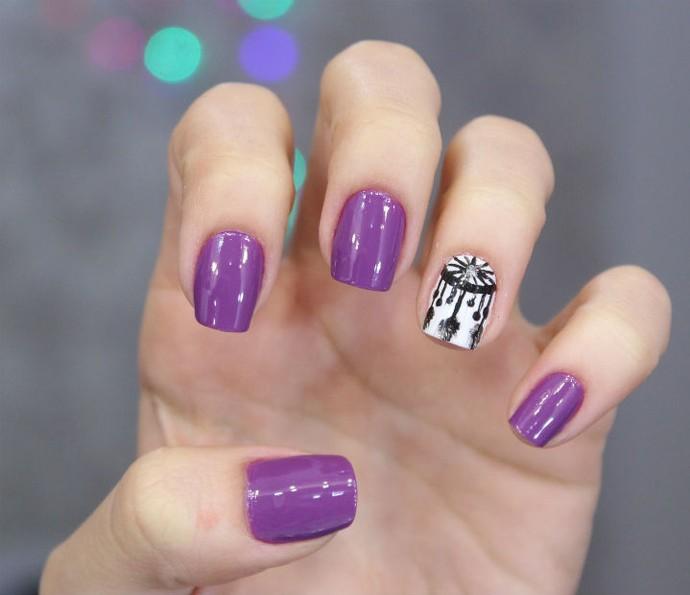 Excepcional Desenhos de unhas: Jana Taffarel ensina passo a passo para fazer  YA77
