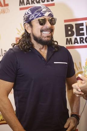 Coletiva Bell Marques (Foto: Fábio Cunha / Divulgação)