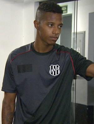 Danilo Neves, meia da Ponte Preta (Foto: Reprodução EPTV)