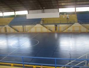 Futsal, ginásio, Crateús, Taça Brasil (Foto: Divulgação/CBFS)