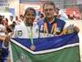 Judoca garante primeira medalha do AP nos Jogos Escolares da Juventude