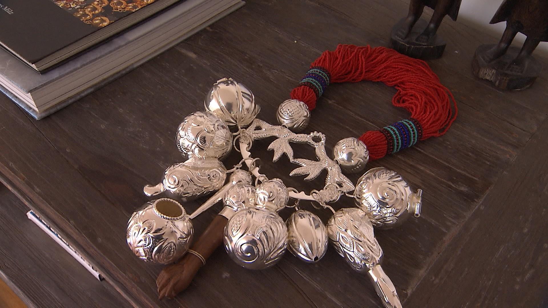 Balangandãs ajudam a contar a história da formação da baianidade (Foto: Divulgação)
