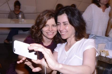 Debora Bloch e Fernanda Torres (Foto: Ana Colla)