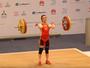 Prata no levantamento de peso em Pequim é pega em exame antidoping
