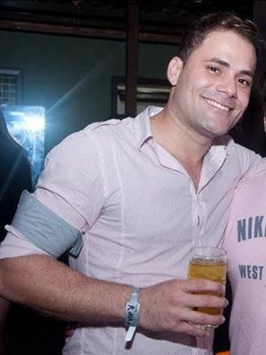Cabeleireiro Mauricio Medeiros de Souza (Foto: Arquivo pessoal)