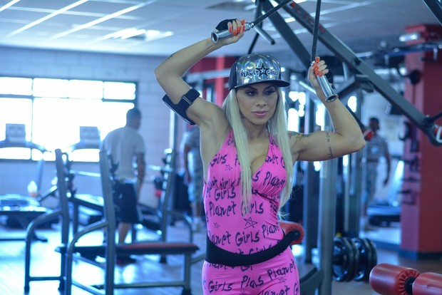 Ex-BBB Vanessa Mesquita (Foto: Caio Duran / AgNews)