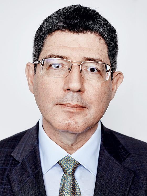 Joaquim Levy, ministro da Fazenda (Foto: Victor Affaro/ÉPOCA)