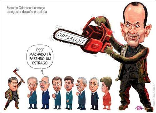 Charge (Foto: Amarildo)