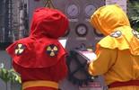 Ana Paula e Ronan tentam consertar estação nuclear no Castigo do Monstro