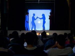 Atividades diferenciadas fazem parte da vida de alguns alunos (Foto: Reprodução/TV Gazeta)