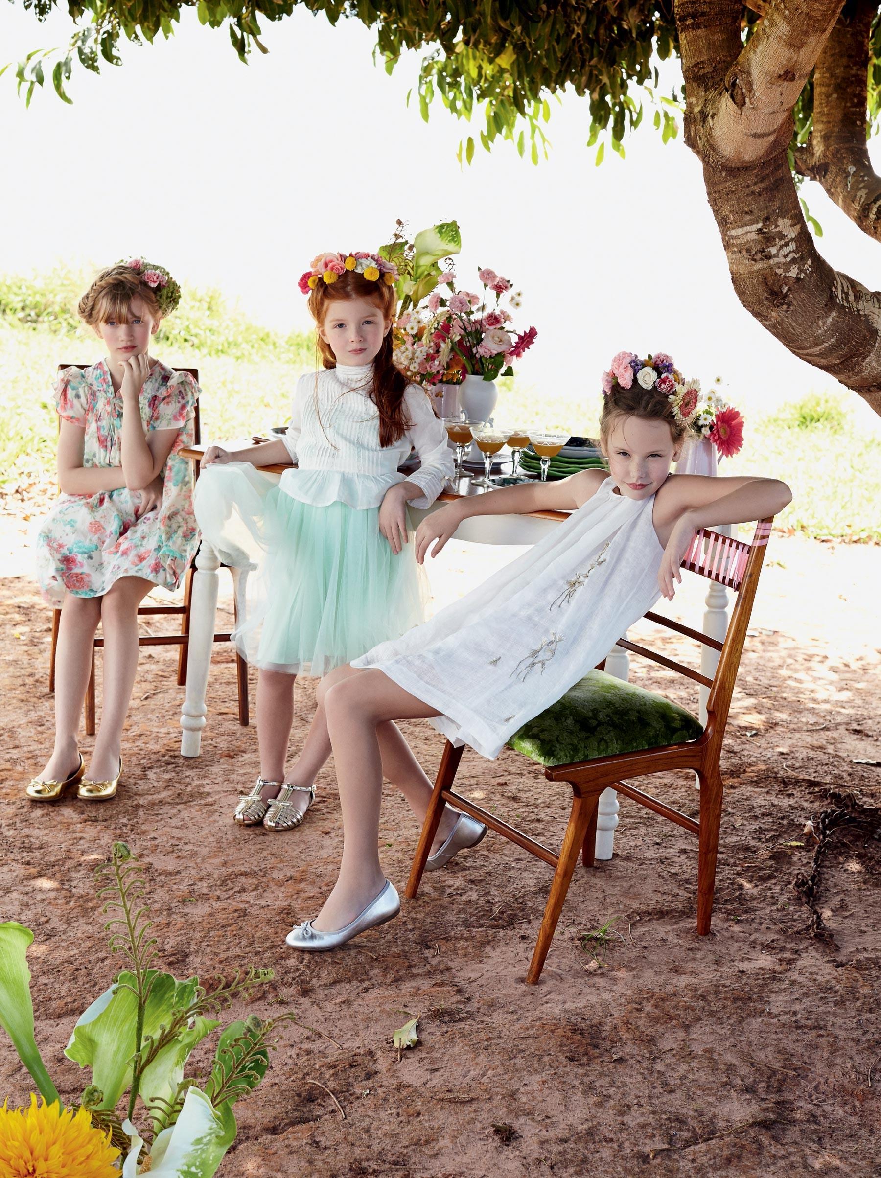 Conheça o Espaço Kids no Flower Market