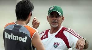 Gilson Gênio, técnico do São Pedro Fluminense (Foto: Divulgação)