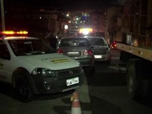 Acidente em Itabuna (Foto: Reprodução/TV Santa Cruz)