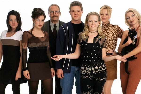 Sabrina: A Aprendiz de Feiticeira foi estrelada por Melissa Joan Hart e marcou os anos 1990 (Foto: Divulgação)