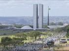 Grupos pró e contra impeachment ocupam Esplanada dos Ministérios