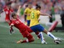 Marta começa no banco, e Brasil  se despede do Canadá com derrota