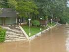 Nível do Rio Mogi Guaçu passa dos 4,5 metros e preocupa Porto Ferreira