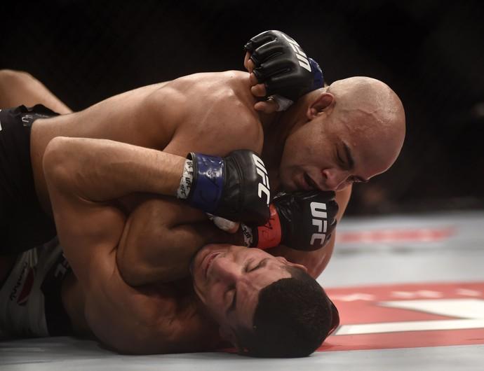 Warlley Alves Nordine Taleb UFC 190 UFC Rio 7 (Foto: André Durão)