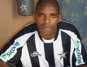 Fernando Alves, zagueiro do Estrela do Norte (Foto: Divulgação/Estrela do Norte)